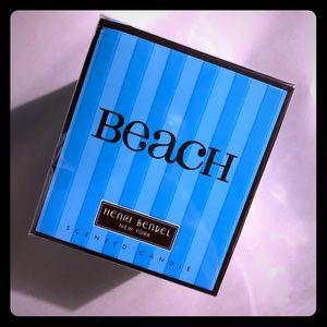 "Brand New ""Beach"" Henri Bendel Candle"